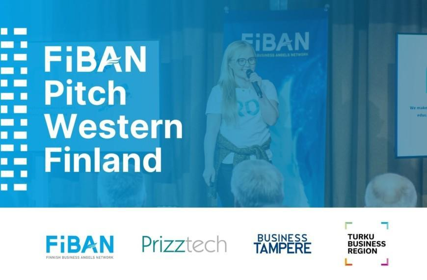 Facilitating investments across the country – FiBAN Pitch Western Finland on May 4th