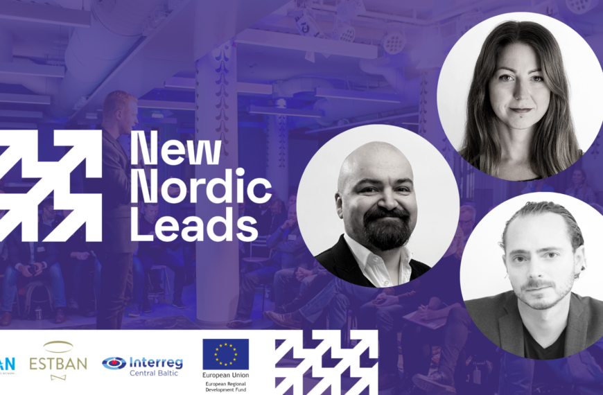 Founders' experiences on the New Nordic Leads program