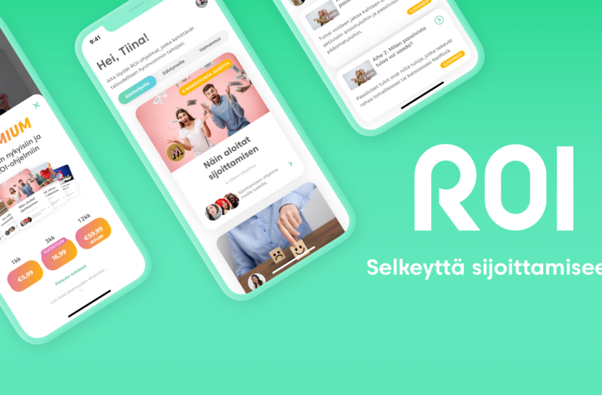 Fintech app ROI raises follow-on round of 315K€ from angels