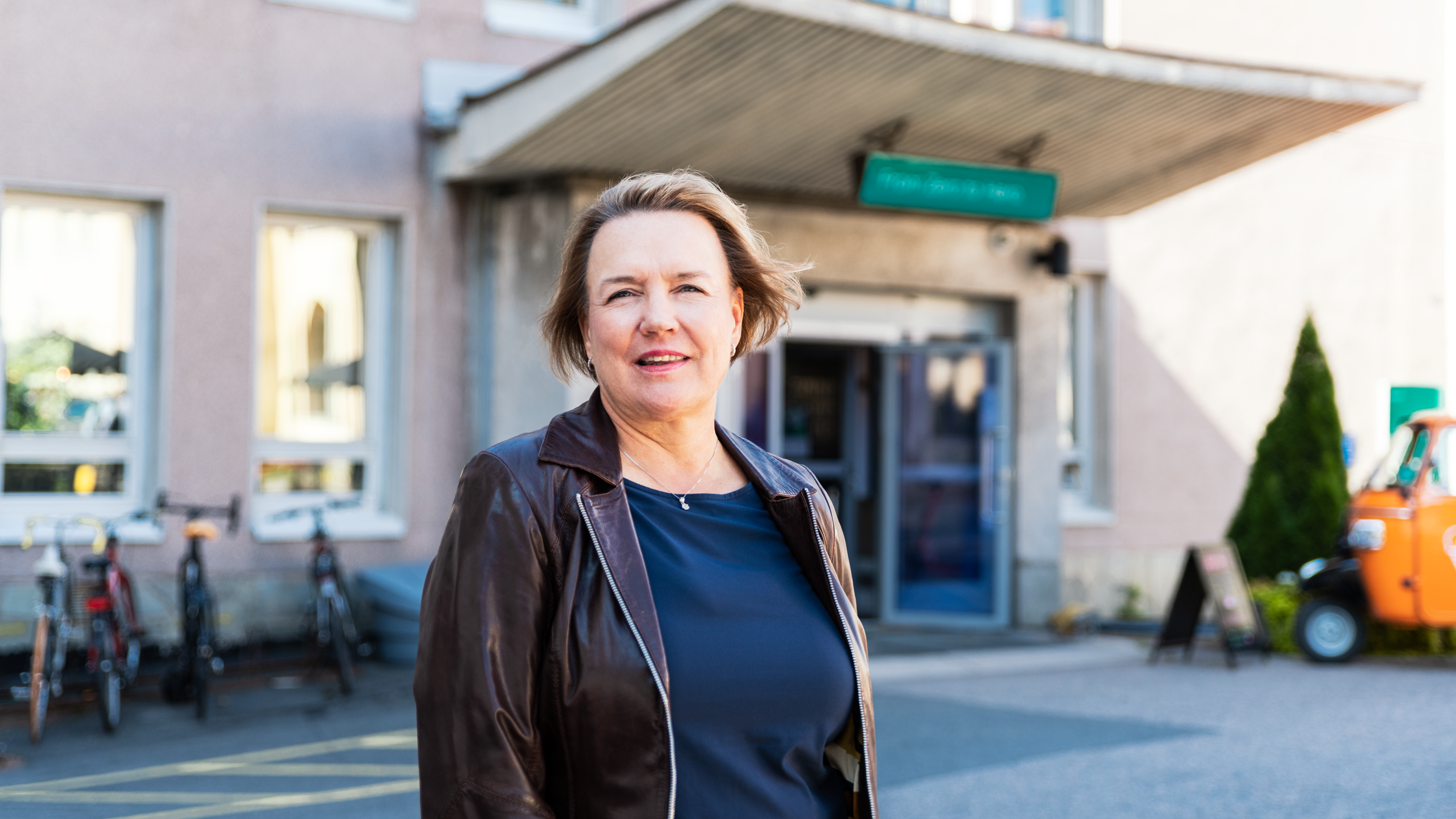 Aija Bärlund appointed as Interim Managing Director of FiBAN starting September 2021